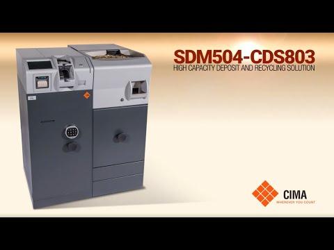 CIMA SDM504+CDS803