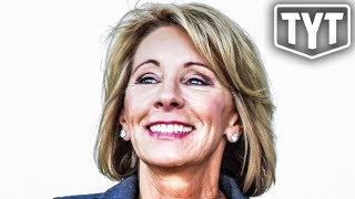 Betsy DeVos Entangled In Corruption Scandal