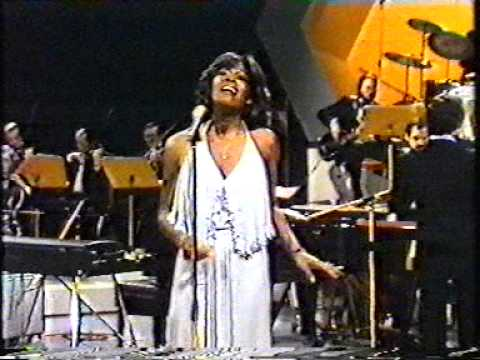 Dionne Warwick - Then Came You (live , German TV)`77