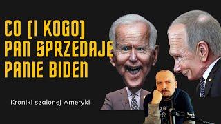 KZS: Szczyt Biden – Putin, psychofani Bidena z Unii Europejskiej I Kroniki szalonej Ameryki