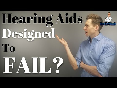 Are Hearing Aids Designed to Fail? | Planned Obsolescence