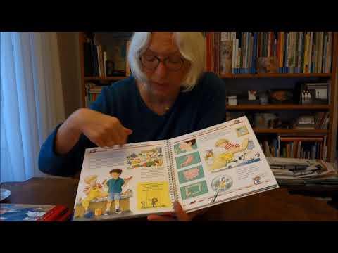 Wir entdecken unseren Körper u.a./ Wieso? Weshalb? Warum - Kinderbuchempfehlungen von Leseleben e.V.