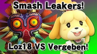Loz18 vs. Vergeben! - Who is the victorious Smash Ultimate Leaker?