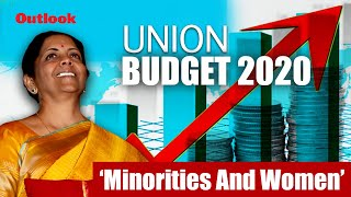 'Budget 2020 Aims To Fulfil Aspirations Of Minorities And Women': FM Sitharaman