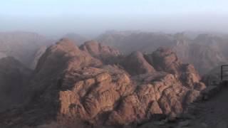 Exploring Mount Sinai Summit - Egypt