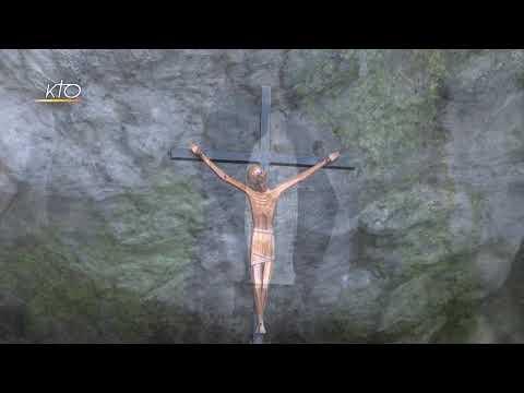 Chapelet à Lourdes du 10 mars 2020