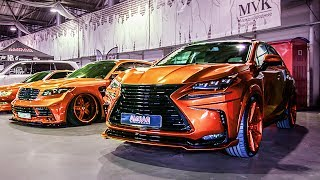 Шедевры авто тюнинга: лакшери или колхоз?