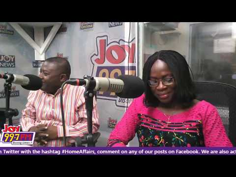HOME AFFAIRS ON JOY FM (27-10-18)