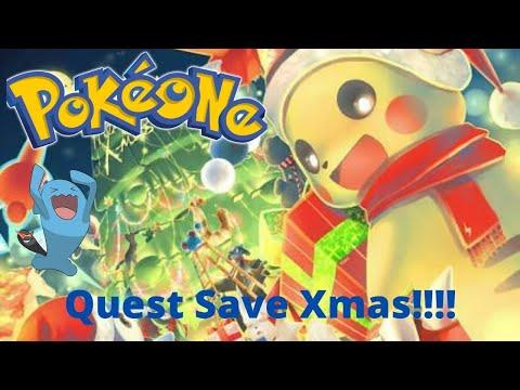 Pokeone Chegou o Natal!!!