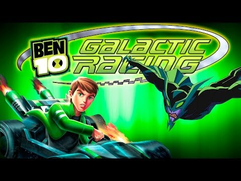 Ben 10 Galactic Racing Gameplay Full Story English Games for Kids 2014
