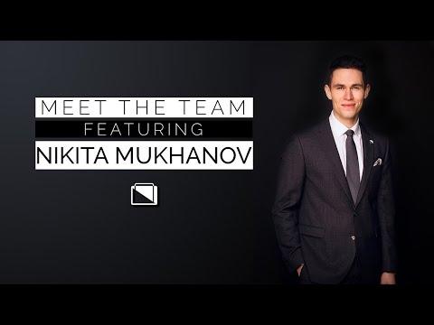Meet the Team feat. Nikita Mukhanov