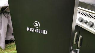 Neuvorstellung des Masterbuilt MES 130B Digital Electric Smoker, Räucherschrank - die sachsengriller