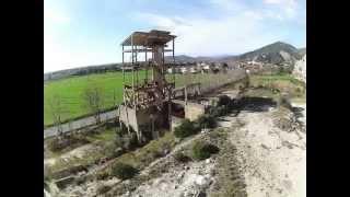 preview picture of video 'Lotusrc T380 in volo ex cava a sud di San Giuliano Terme.'