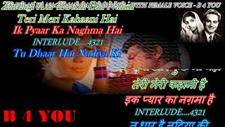 Karaoke With Female Voice / Scrolling Lyrics Eng   - YouTube