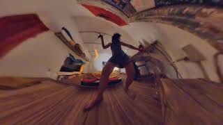 #quédatencasa II: La noche (serie documental)