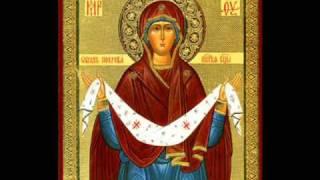 The Akathist Hymns (3)  تراتيل من المديح لوالدة الإله