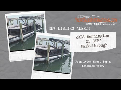 Bennington 23 GSBA video