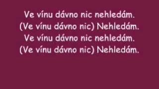 UDG - Hvězdář (lyrics)