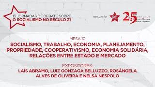 #aovivo | A luta pelo socialismo na América Latina | Mesa 10