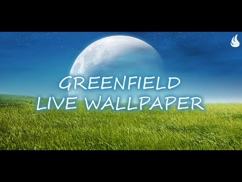 Video of Greenfield Live Wallpaper