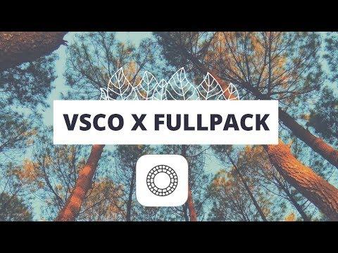 vsco x full pack apk