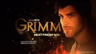 Гримм 5 сезон 16 серия - ВЕРУЮЩИЙ Русское промо + Синопсис. Grimm 5x16 The Believer