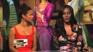 "ACTRESS GUGU MBATHA-RAW & DIRECTOR AMMA ASANTE DISCUSS THE MOVIE ""BELLE"""
