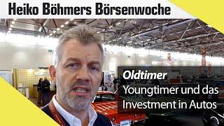 Oldtimer und Youngtimer: Die schöne Form der Geldanlage
