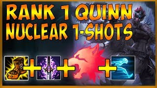 QUINN + YUUMI INTERACTION IS INSANE! LOCK DOWN ANY TARGET WITH EASE