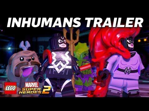 Warner Bros. muestra un nuevo tráiler de LEGO Marvel Super Heroes 2