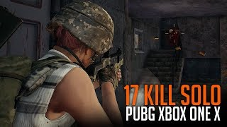 17 Kill Solo - PUBG Xbox One X