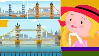 Лондонский мост   детские стишки сборник   Лучшие детские песни
