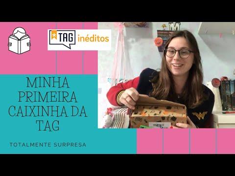 ?? MINHA PRIMEIRA CAIXINHA DA TAG - #ChegueinaTAG