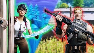 HOW TO WIN | When To Play Smart Vs Aggressive (Fortnite Battle Royale)