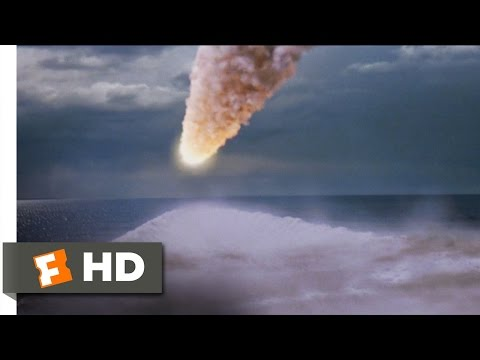 Deep Impact (8/10) Movie CLIP - The Comet Hits Earth (1998) HD (видео)