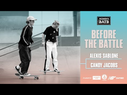 Before The Fight For Finals Night - Alexis Sablone vs. Candy Jacobs | WBATB