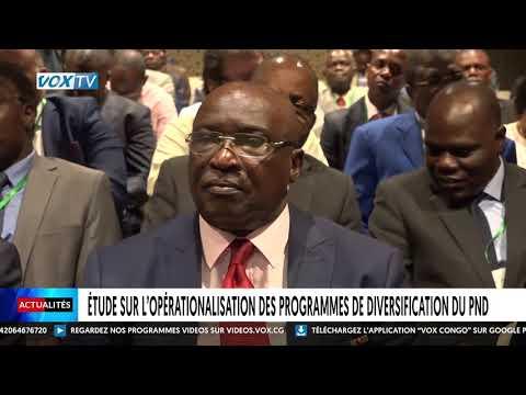 Étude sur l'opérationnalisation des programmes de diversification du PND Étude sur l'opérationnalisation des programmes de diversification du PND