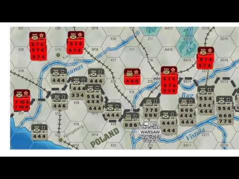 Designing Board Wargames - 8A Play of Stalingrad