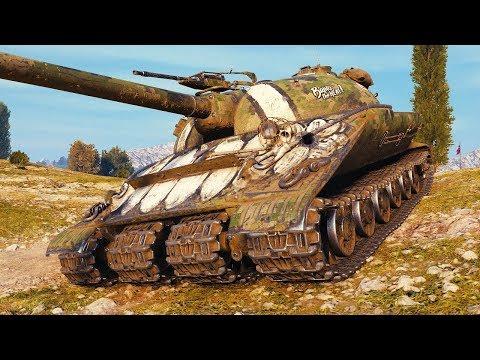 Object 279 (e) - RUSH RUSH - World of Tanks Gameplay