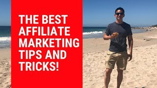 Affiliate Marketing Tips And Tricks - Build Out Your Online Assets Today!