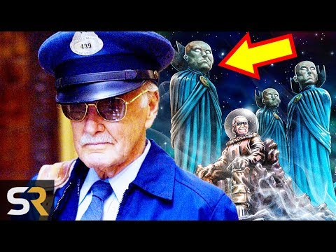 9 Important Facts About Stan Lee's Marvel Movie Cameos