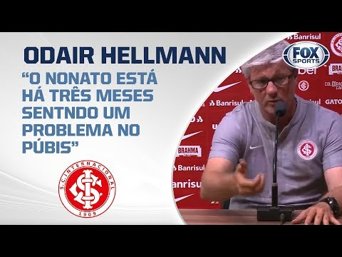COLORADO EMPATA EM MINAS! Veja a coletiva do de Odair Hellmann após Cruzeiro 1x1 Internacional