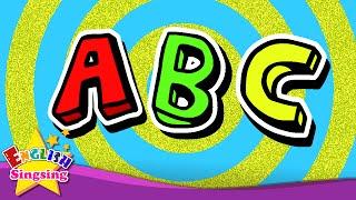 ABC Song 1 - Alphabet Song - bài hát tiếng Anh cho trẻ em