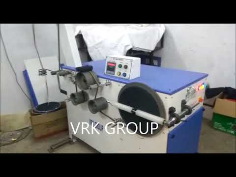 Tape Rolling And Measuring Machine