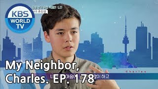 My Neighbor, Charles | 이웃집 찰스 Ep178/ Sinseong from California is bullied at school [ENG/2019.03.05]