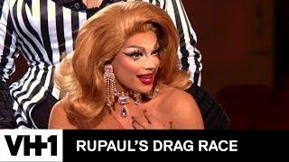 Valentina's Under Fire for Her Fan Base | RuPaul's Drag Race Season 9 | VH1