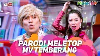 Parodi MeleTOP Ayda Jebat Temberang MV Official  | Bell Ngasri, Eyya