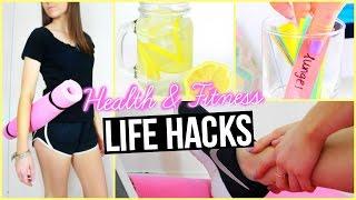 Health&Fitness Life Hacks!