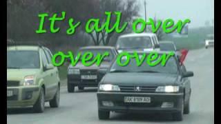 Its Over- Cinema Bizarre with lyrics