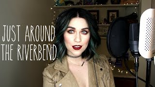 Just Around The Riverbend - Pocahontas (Live Cover by Brittany J Smith)
